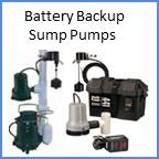 Battery Backup Sump Pumps At Pumps Selection