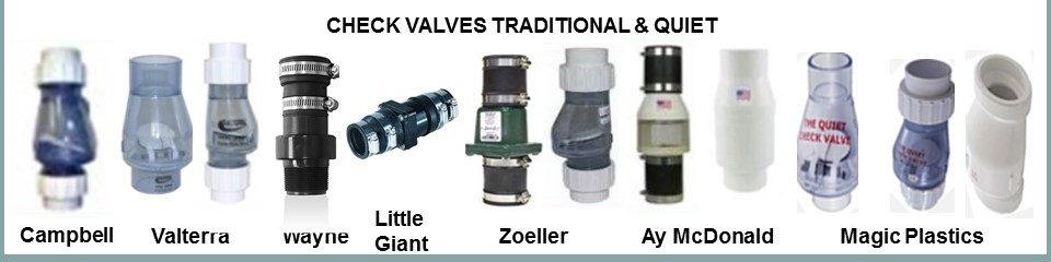 Pumps Selection Sump Pump Check Valve Review By Comparison
