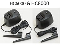HC6000 and HC8000 Electronic Sump Pump Switch