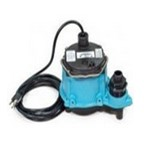 Little Giant 506274 5 Series Submersible Sump Pump