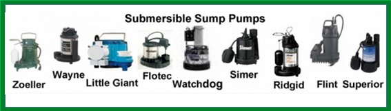 Sump Pump Gallons Per Minute Review By Comparison 58 - 84 GPM