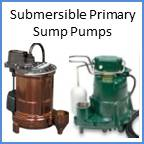 Main Submersible Sump Pump