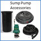 Sump Pump Accessories at Pumps Selection