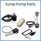 Sump Pump Replacement Parts at Pumps Selection
