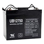 Universal-Group-UB12750-Battery-For Wayne-ESP25-Backup-Sump- Pump for ESP25
