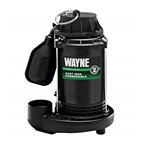 Wayne CDT50 1/2-HP-Submersible Cast-Iron Sump-Pump With Integrated Vertical-Float-Switch