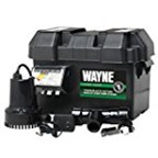 Wayne ESP15 Battery Backup Ump Pump System