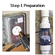 Step 1. Prepare for the Zoeller sump pump Installation By Pumpsselection.com