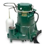 Zoeller M98 Sump Pump Flow Mate Series