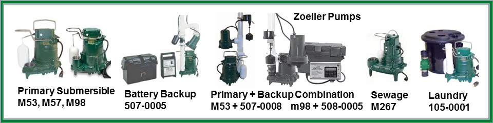 Zoeller Sump Pumps Are Easy To Install. Follow 5 Steps