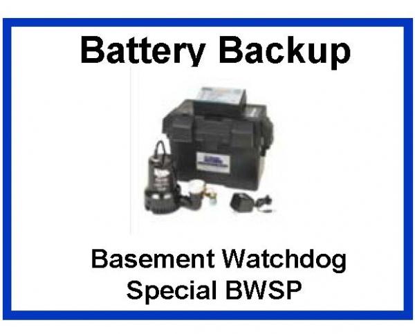 basement watchdog glentronics battery backup sump pumps - Watchdog Sump Pump