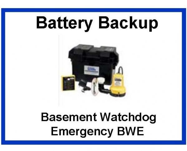 pumps selection battery backup sump pump battery charger