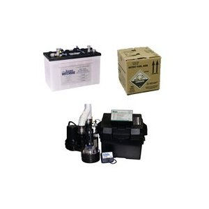 basement watchdog spd bw4000 kit primary and backup sump pump and