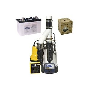 basement watchdog bw4000 combination primary and backup sump pump