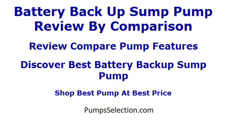 Image Result For Watchdog Sump Pump Problems
