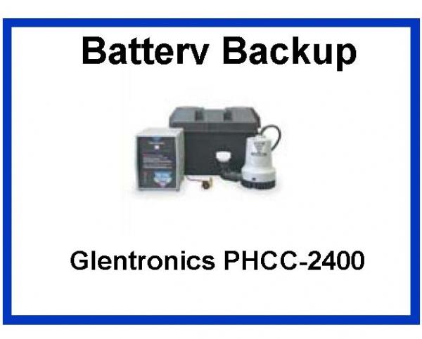Pumps Selection Battery Backup Sump Pump Gallons Per