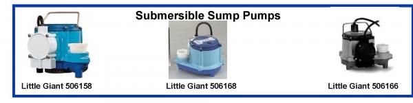 sump pump model 6 cia manual
