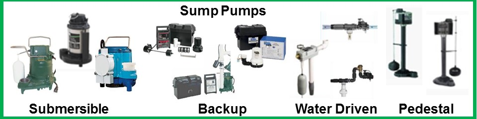 Pumps Selection - Sump Pump Review By Manufacturer For Best