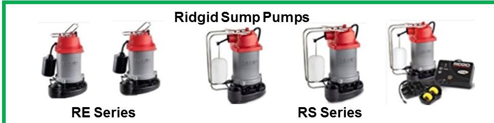 Ridgid Sump Pump Parts