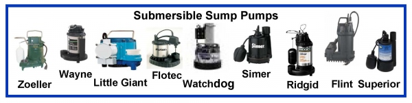 Best Submersible Sump Pumps At Pump Selection For Best Specification Opions For Your Water Pumping Needs