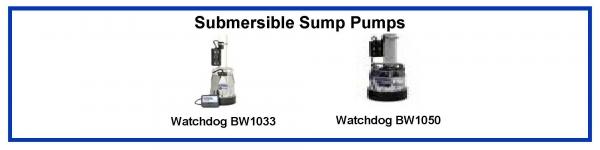 watchdog basement chrome series bw1033 submersible sump pump - Watchdog Sump Pump