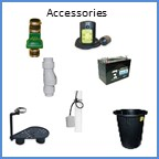 Water Pump Accessories At Pumps Selection