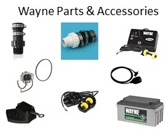 Wayne Sump Pump Parts Extend the life of the pump