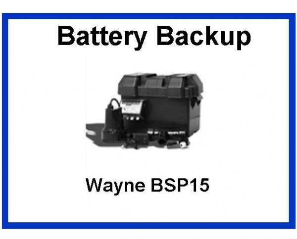 Pumps Selection Battery Backup Sump Pump Battery Charger