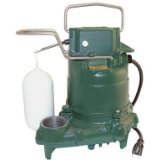 Zoeller M53 Mighty Mate Sump Pump is most highly rated customer submersible sump pump.